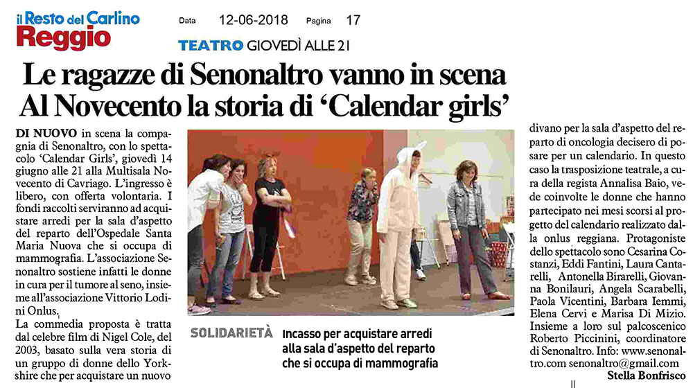 calendargirls-gazzetta re